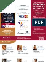 Jornada Psicologia Burgos Abril-2018