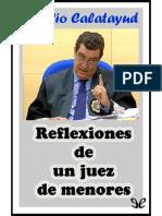 Emilio Calatayud Perez - Reflexiones de Un Juez de Menores (2007)