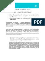 Evidence Our Logistic Fair Trade AP12-AA20(1)