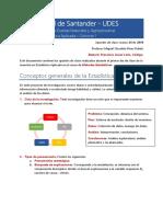 Agenda Francisco Leon 24 Marzo
