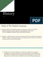 British English Group 1