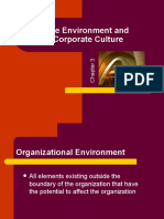 the environment and corporateculture