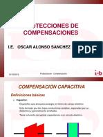 1. Compensaciones capacitivas