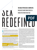 Sex Redefined