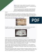 1. Semiografia Traditionala vs Moderna