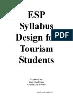 ESP Syllabus