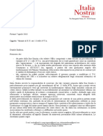 FIVarianteRU_LetteraSindaco_ItaliaNostra