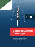 Program SD - Samozavestna Slovenija 2018-2026