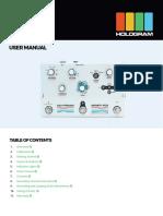 Infinite Jets User Manual