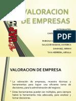 Valoracion de empresas - Administracion Financiera II.pptx