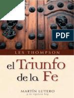 el triunfo de la fe - Desconocido.epub