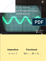 Functional Reactive Programming with Bacon.js