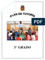 Plan de Tutoria Pilar
