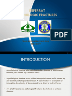 Ppt Pathological Fracture 1