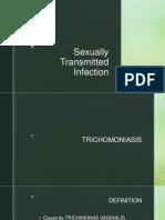 Trichomoniasis, Herpes Genetalis, Syphilis