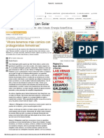 Entrevista a Gail Simone - Página12