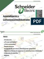 automatización y comunicacion de redes industriales