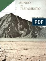 Noth, Martin (1976) El Mundo Del Antiguo Testamento