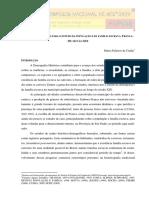 Artigo de Maísa Faleiros Cunha