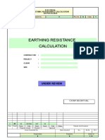 273990730 Earthing Resistance Calculations is 3043