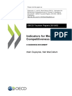 Indicators for Measuring Competitiveness in Tourism.pdf
