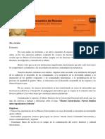 2da Circular- Encuentro Museos Universitarios (4)