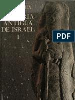 Vaux, Rolando de (1975) Historia Antigua de Israel 1