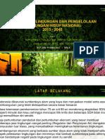 Presentasi RPPLH Nasional-revisi