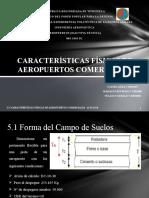 Caracteristicas Físicas de Aeropuertos Comerciales