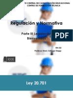 Regulacion y Normativa Parte 3