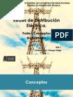 Redes de Distribucion Electrica Parte 1