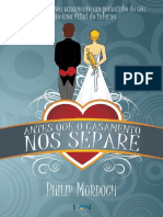 Antes Que o Casamento Nos Separ - Philip Murdoch