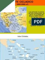 Civilizaciones Pre Helénicas