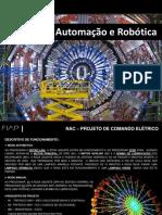 Aula 108 - 5ECR - Automação e Robótica - NAC 2 Roda Gigante