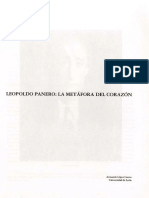 [ARTÍCULO] Armando López Castro - Leopoldo Panero. La Metáfora Del Corazón