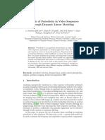 Dlm of Periodicity