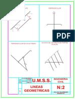 Lineas Geometricas 1