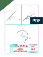 Lineas Geometricas 2
