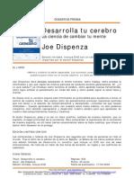 Dossier Desarrolla Tu Cerebro- Joe Dispenza