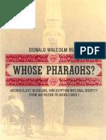 REID Whose Pharaohs
