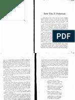 1945 - Daniel Elías, El Predestinado (Artículo - Revista Égloga, 4-5 - Mayo-Agosto) (1)