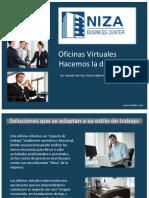 Oficinas Virtuales Niza Business Center