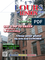 Colours of London Magazine