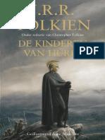 De Kinderen Van Hurin - Tolkien, J.R.R
