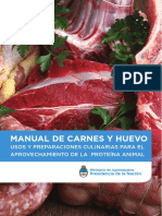Manual de Carnes y Huevo