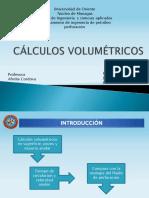 Cálculos volumétricos