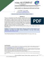 Extension of DSM to 2D CFS