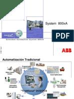 Sistema de Automatización Extendida System 800xA - Operacion