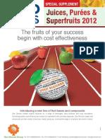 Fn Juices Pure Es Super Fruits 2012