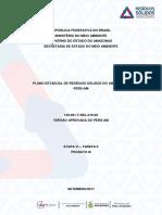 Plano Estadual de Resíduos Sólidos- AMAZONAS